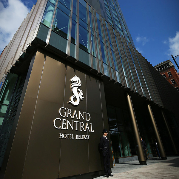 Grand Central Hotel Belfast Core Electrical